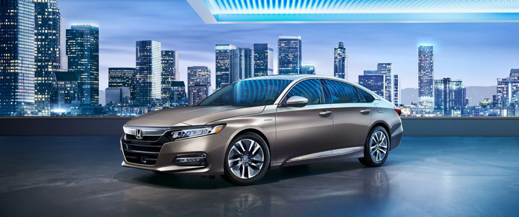 2020 Honda Accord Available near Marysville