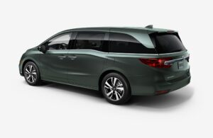 2020 Honda Odyssey Available in Everett