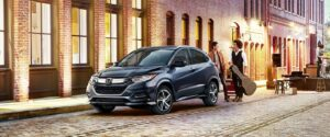 2020 Honda HR-V Available in Everett