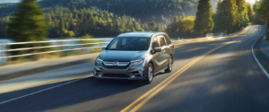 2020 Honda Odyssey Available near Seattle
