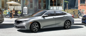 Trim Level Options of the 2020 Honda Civic Available in Everett