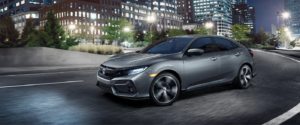 2020 Honda Civic Hatchback Available near Seattle