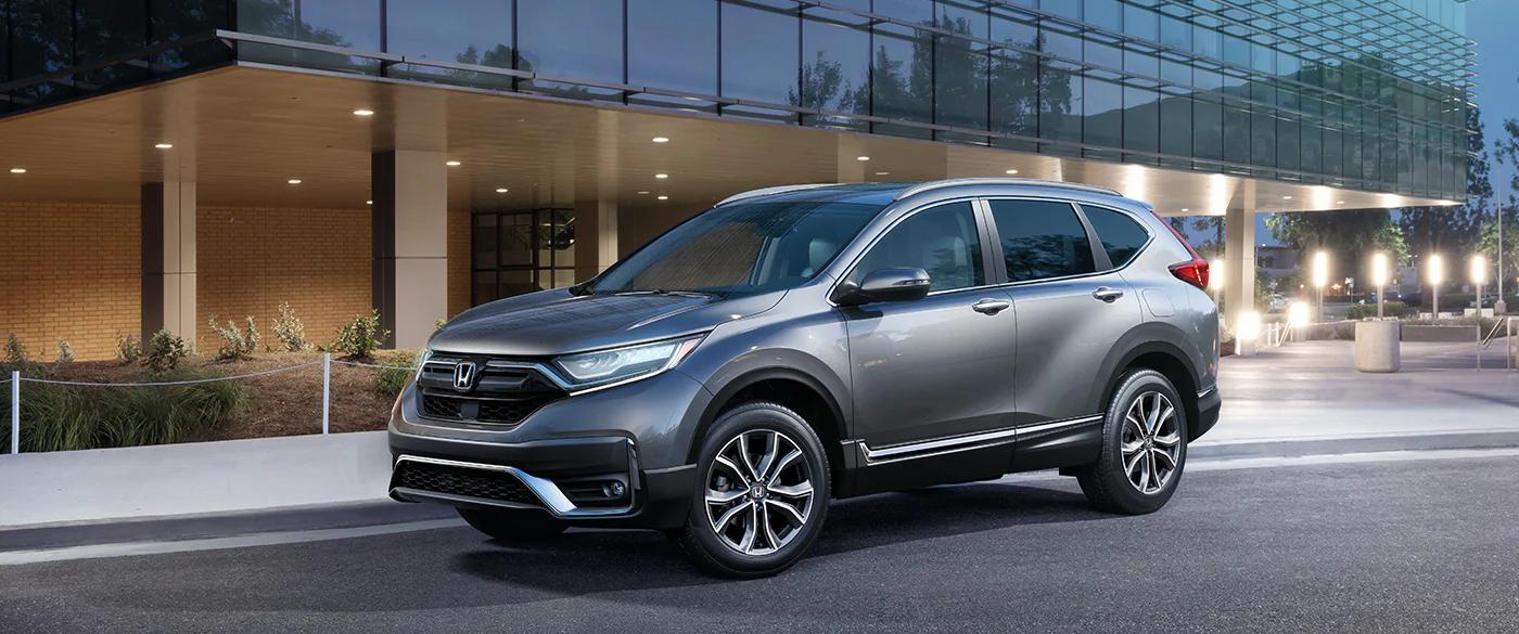Trim Level Options of the 2020 Honda CR-V Available in Everett