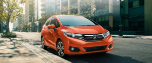 Trim Level Options of the 2020 Honda Fit Available in Everett