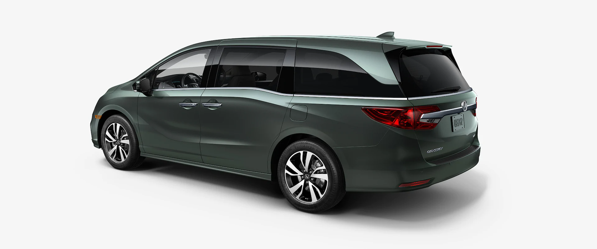 Trim Level Options of the 2020 Honda Odyssey Available in Everett