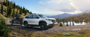 Trim Level Options of the 2020 Honda Passport Available in Everett