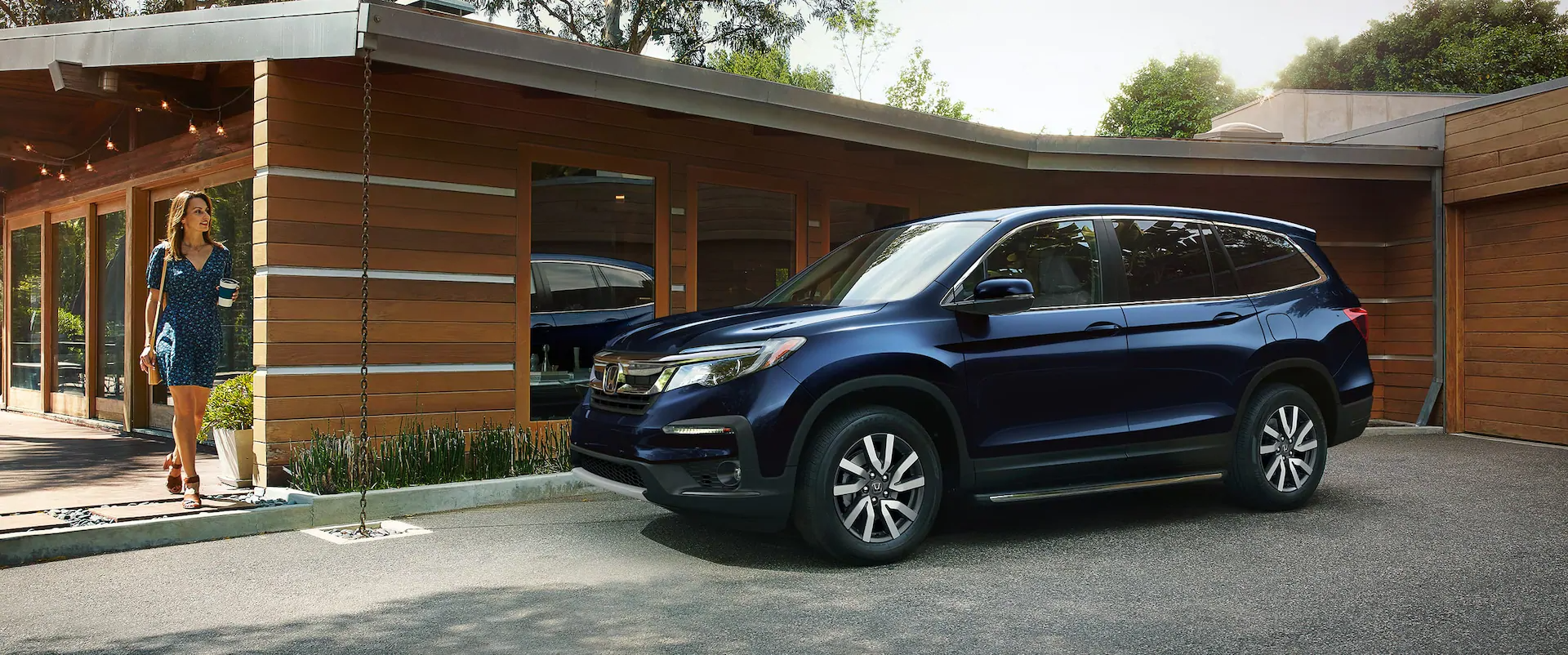 Trim Level Options of the 2020 Honda Pilot Available in Everett
