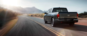 Trim Level Options of the 2020 Honda Ridgeline Available in Everett