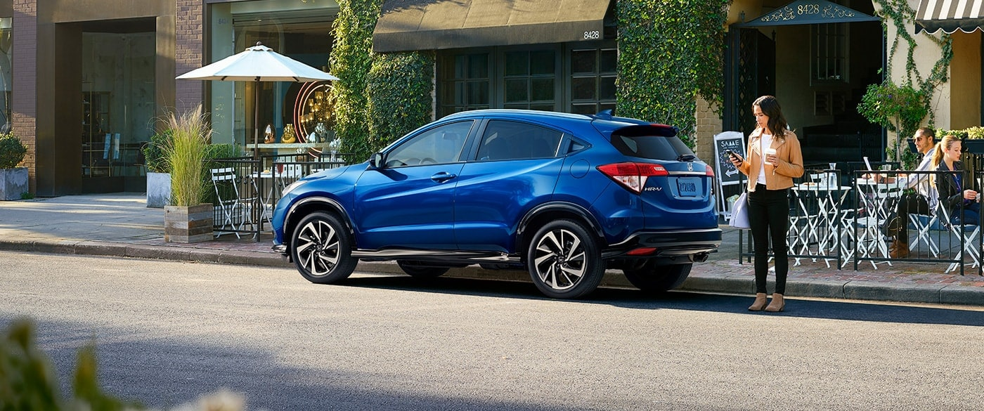 New 2020 Honda Crossovers for Sale in Everett