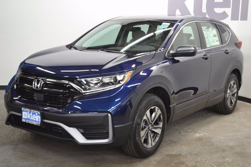 New 2020 Honda SUVs for Sale near Seattle