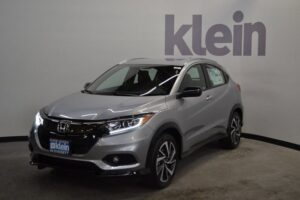 New 2020 Honda Crossovers for Sale near Seattle