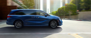 2021 Honda Odyssey near Seattle