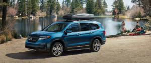 2021 Honda Pilot near Seattle