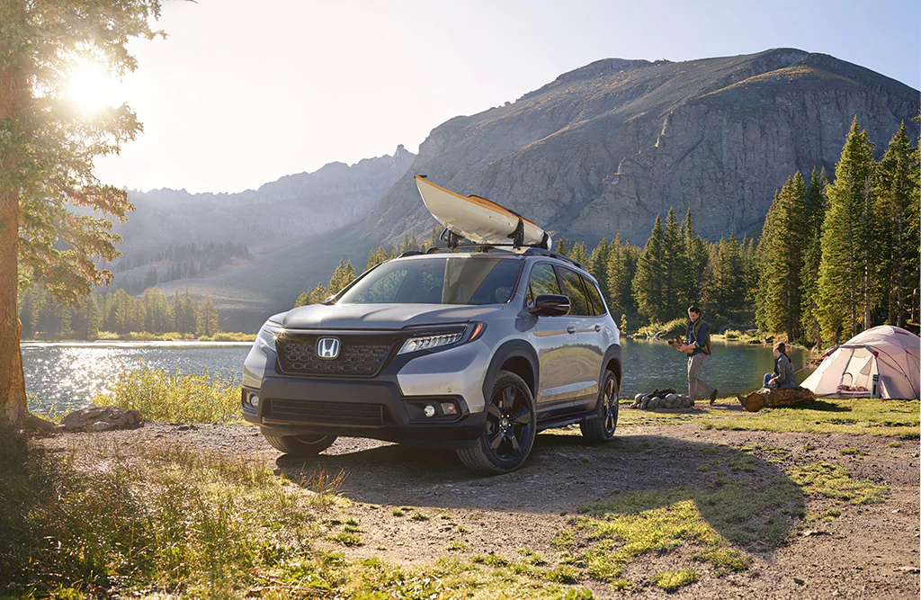 2021 Honda Passport in Everett