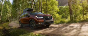 2021 Honda Passport near Seattle