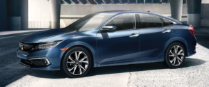2021 Honda Civic near Seattle