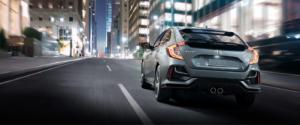 2021 Honda Civic Hatchback near Seattle