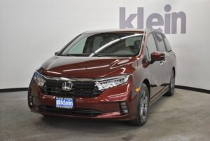 2021 Honda Odyssey near Marysville