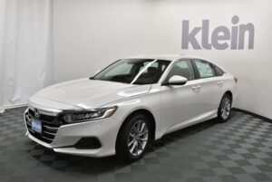 Trim Level Options of the 2021 Honda Accord Available in Everett