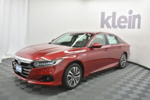 2021 Honda Accord Hybrid near Marysville