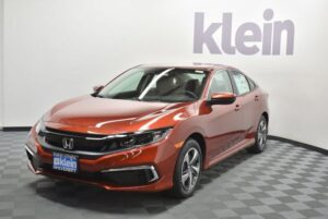 Trim Level Options of the 2021 Honda Civic Available in Everett