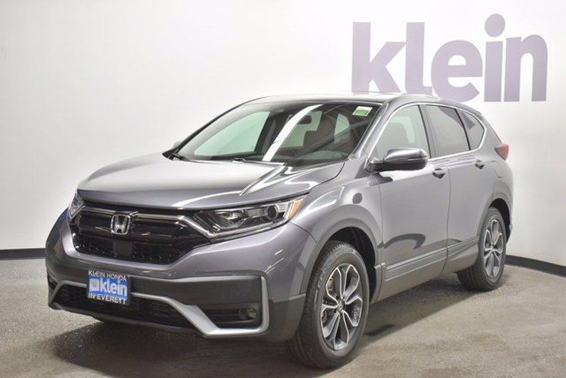 Trim Level Options of the 2021 Honda CR-V Available in Everett