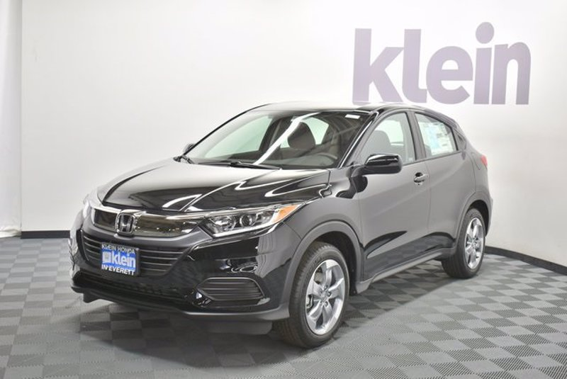 Trim Level Options of the 2021 Honda HR-V Available in Everett