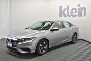 Trim Level Options of the 2021 Honda Insight Available in Everett