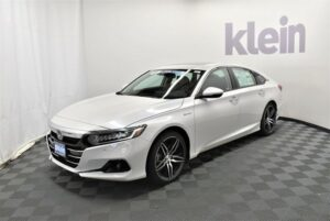 Trim Level Options of the 2021 Honda Accord Hybrid Available in Everett