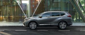 Trim Level Options of the 2021 Honda CR-V Hybrid Available in Everett
